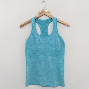 Lululemon Racerback I Go the Distance for Cheese